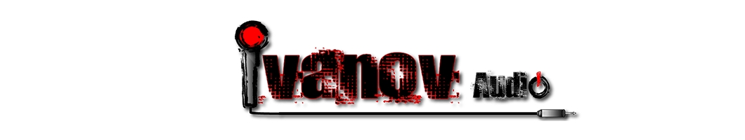 Ivanov Audio Logo