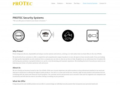 Protec Security Products Sample
