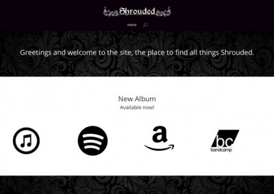 The Shrouded1 Homepage