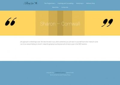 UY Testimonial Page