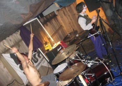 Blag Drumming 2