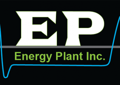 Original Energy Plant Logo