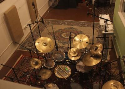 SH Drum Tracking 1
