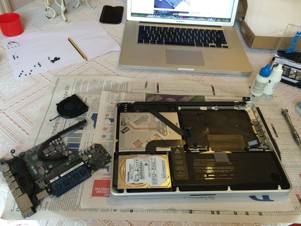 Erase all data from Macbook Pro Josh Benson