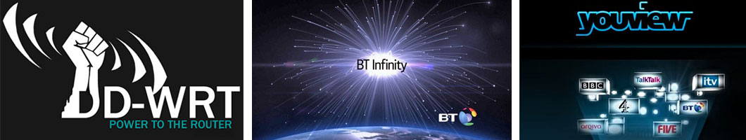 BT Infinity and 3rd Party Routers